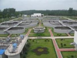 中山港口镇市政污水处理项目
